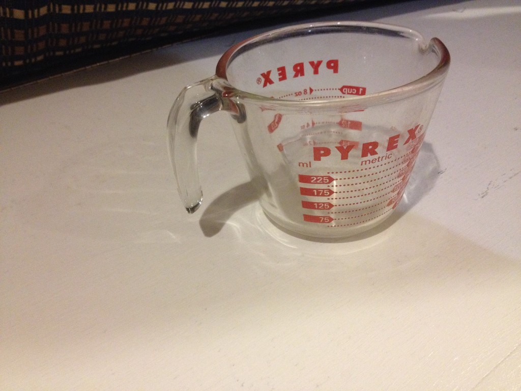 Pyrex 174 Glass Measuring Cup C 1994 6 253 Ppm Lead In