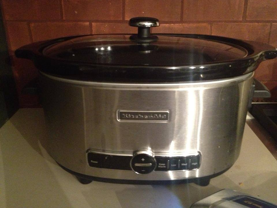 kitchenaid slow cooker | tamara rubin