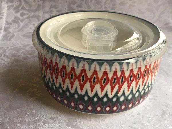 Signature Housewares Incorporated Ceramic Food Storage